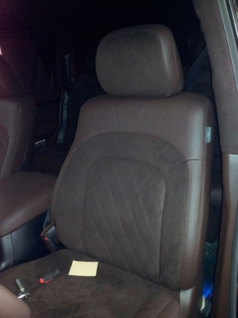 Ремонт обивки сидений автомобиля своими руками фото 651