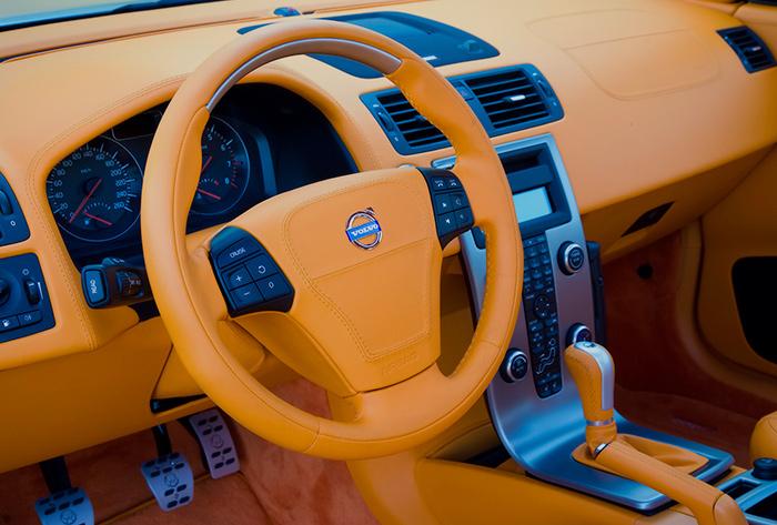 Тюнинг салона автомобиля